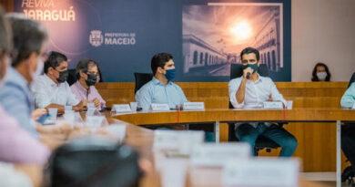 Secretário Ricardo Santa Rita defende a boa relação com o ministro do Turismo Gilson Neto
