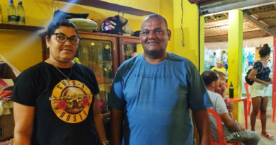 Misa, um Globetrotter político em Alagoas.
